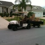 UPS in the Villages