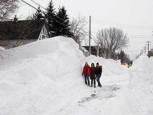 Blizzard in Duluth courtesy of Wikipedia and Gandydancer