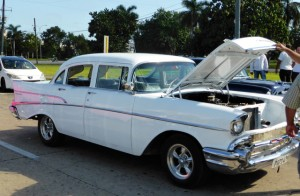 The Classic - a 1957 Chevy
