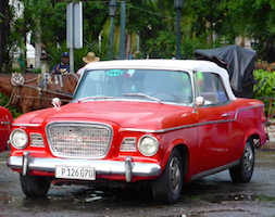 Studebaker 1 - Probably a Lark, but what year?
