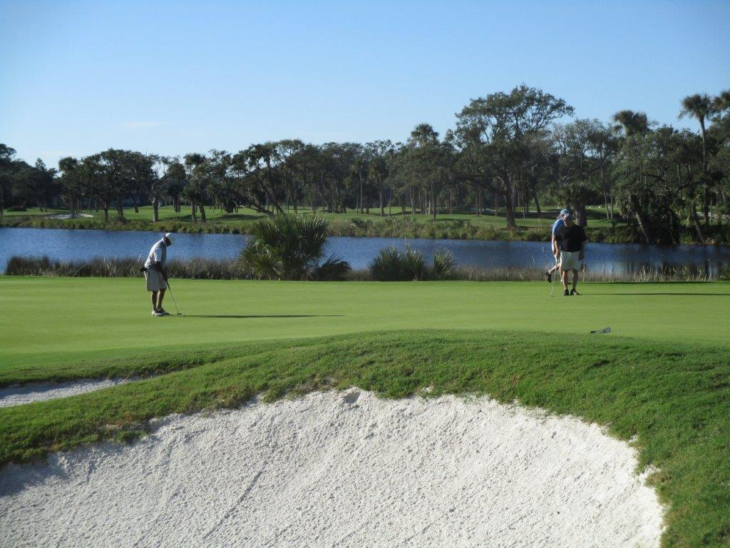 Plenty of golf at Kiawah. Photo: John Pringle