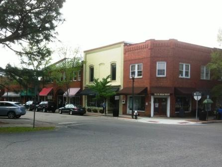 Southern Pines retirement communities