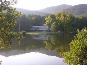 Black Mountain  retirement communities