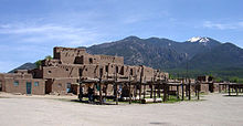 Taos retirement communities
