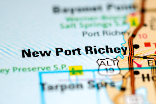 New Port Richey retirement communities
