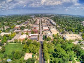 Lawrence retirement communities