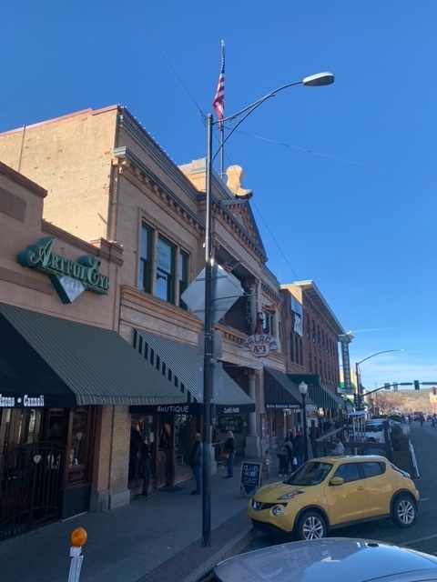 Prescott retirement communities