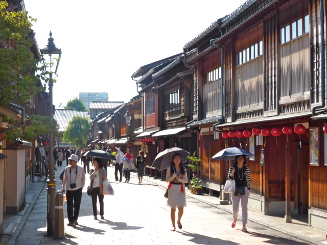 Kanazawa retirement communities
