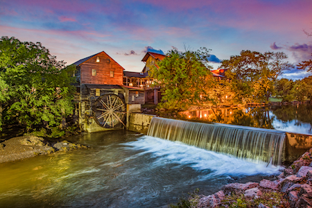 Pigeon Forge retirement communities
