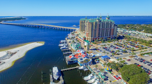 Destin retirement communities