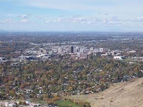 Boise City retirement communities