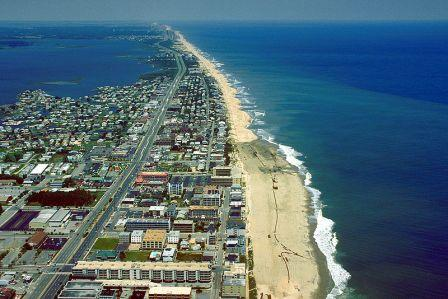 Ocean City town retirement communities