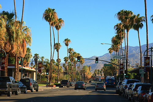 Palm Springs retirement communities