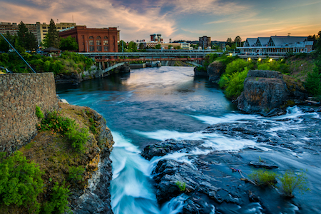 Spokane retirement communities