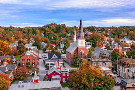 Burlington retirement communities