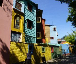 Buenos Aires retirement communities
