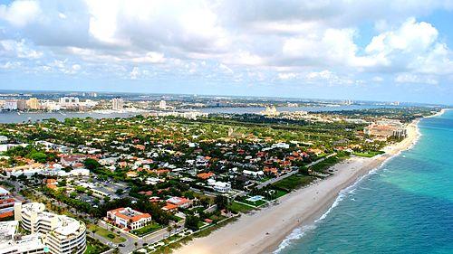 Palm Beach retirement communities