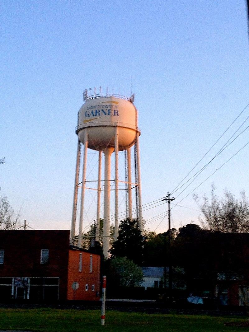 Garner retirement communities