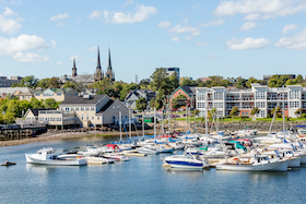 Charlottetown-Prince Edward Island