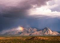 Mountains in Southern Arizona