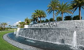 Valencia Cay at Riverland