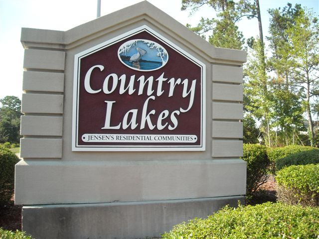 Country Lakes by JENSEN communities